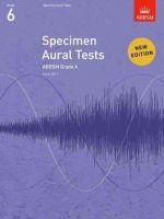 ABRSM - Specimen Aural Tests, Grade 6 - 9781848492530 - V9781848492530