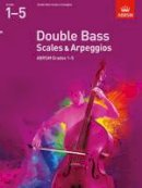 OUP Oxford - Double Base Scales & Arpeggios Gds 1-5 - 9781848493605 - V9781848493605