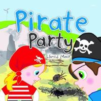 Mair, Llinos - A Pirate Party (Wenfro) - 9781848518636 - V9781848518636