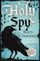 Clements, Rory - Holy Spy: The New John Shakespeare - 9781848548534 - V9781848548534