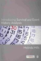 Mills, Melinda - Introducing Survival and Event History Analysis - 9781848601024 - V9781848601024