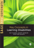 Talbot, Pat - Key Concepts in Learning Disabilities - 9781848606357 - V9781848606357
