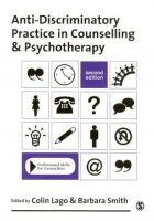 Colin Lago, Barbara Smith - Anti-discriminatory Practice in Counselling and Psychotherapy - 9781848607699 - V9781848607699