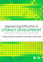 Felicity Fletcher-Campbell, Janet Soler, Gavin Reid - Approaching Difficulties in Literacy Development - 9781848607712 - V9781848607712