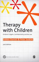 Jenkins, Peter; Daniels, Debbie - Therapy with Children - 9781848609990 - V9781848609990