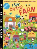 Walden, Libby - I Spy on the Farm (My Little World) - 9781848691247 - V9781848691247