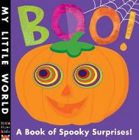 Litton, Jonathan - Boo!: A Book of Spooky Surprises (My Little World) - 9781848691254 - V9781848691254