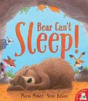 Marni McGee / Sean Julian - Bear Can't Sleep! - 9781848691469 - V9781848691469