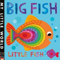 Litton, Jonathan - Big Fish, Little Fish: A Bubbly Book of Opposites (My Little World) - 9781848691612 - V9781848691612