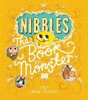 Yarlett, Emma - Nibbles: The Book Monster - 9781848691933 - V9781848691933