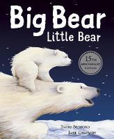 Bedford, David, Chapman, Jane - Big Bear Little Bear - 9781848693555 - V9781848693555