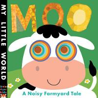 Litton, Jonathan - Moo: A First Book of Counting (My Little World) - 9781848695801 - V9781848695801