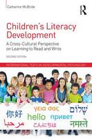 McBride-Chang, Catherine - Children's Literacy Development - 9781848722873 - V9781848722873
