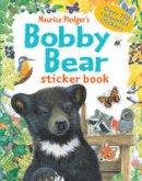 Wood, Amanda - Bobby Bear Sticker Book - 9781848770478 - V9781848770478