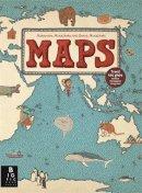 Aleksandra Mizielinska, Daniel Mizielinski - Maps - 9781848773011 - V9781848773011