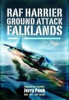 Pook, Jerry - RAF Harrier Ground Attack - Falklands - 9781848845565 - V9781848845565