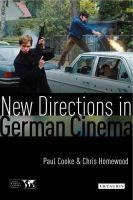 Paul Cooke - New Directions in German Cinema (Tauris World Cinema) - 9781848859074 - V9781848859074