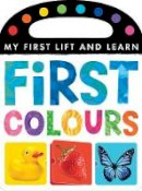 Little Tiger Press - First Colours (My First Lift & Learn) - 9781848956216 - V9781848956216