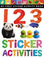 ZZZZZZZZZZZ - MY FIRST STICKER ACTIVITY BOOK 123 - 9781848958074 - V9781848958074