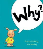 Corderoy, Tracey - Why? - 9781848958944 - V9781848958944