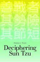 Yuen, Derek C. - Deciphering Sun Tzu - 9781849042420 - V9781849042420