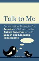 Jones, Heather - Talk to Me - 9781849054287 - V9781849054287