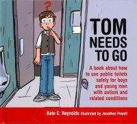 REYNOLDS KATE E - TOM NEEDS TO GO - 9781849055215 - V9781849055215