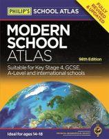 Philips - Philip's Modern School Atlas (Philip's School Atlases) - 9781849073530 - V9781849073530