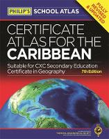 Philip's Maps - Philip's Certificate Atlas for the Caribbean - 9781849073554 - V9781849073554