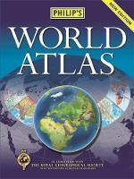 - Philip's World Atlas - 9781849073936 - KRA0004115