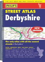 Philips - Philip's Street Atlas Derbyshire: Spiral Edition - 9781849074292 - V9781849074292