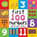 Roger Priddy - First 100 Numbers. (First 100 Board Books) - 9781849156141 - V9781849156141