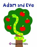 Roger Priddy - Adam and Eve. (Baby's First Bible) - 9781849156967 - KTG0004785