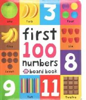 Roger Priddy - First 100 Numbers (First 100 Soft to Touch Board) - 9781849158916 - V9781849158916