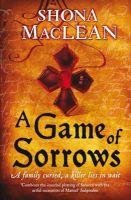 S. MacLean - A Game of Sorrows - 9781849162449 - V9781849162449