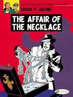 Edgar P. Jacobs - The Affair of the Necklace: Blake & Mortimer 7 (Adventures of Blake & Mortimer) - 9781849180375 - V9781849180375