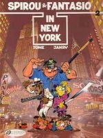 Tome - Spirou and Fantasio in New York: Spirou & Fantasio Vol. 2 - 9781849180542 - V9781849180542