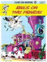 Rene Goscinny - Rails on the Prairie: Lucky Luke Vol. 32 - 9781849181044 - V9781849181044