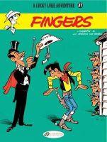 Banda, Lo Hartog Van - Fingers: Lucky Luke Vol. 37 - 9781849181389 - V9781849181389