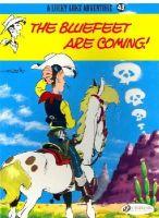 Morris - The Bluefeet are Coming!: Lucky Luke Vol. 43 - 9781849181730 - V9781849181730