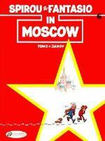 Tome - Spirou & Fantasio in Moscow (Volume 6) - 9781849181938 - V9781849181938