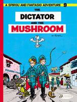 Franquin, Andre - The Dictator and the Mushroom (Spirou & Fantasio) - 9781849182676 - V9781849182676