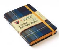 - Holyrood: Waverley Genuine Tartan Cloth Commonplace Notebook (Waverley Scotland Genuine Tartan Cloth Commonplace Notebooks/Stationery/Tartan/Plaid) - 9781849344340 - V9781849344340