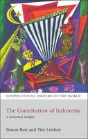 Butt, Simon; Lindsey, Tim - Constitution of Indonesia - 9781849460187 - V9781849460187