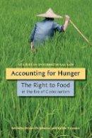Olivier De Schutter - Accounting for Hunger - 9781849462266 - V9781849462266