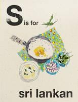 Quadrille Publishing Ltd - S is for Sri Lankan (Alphabet Cooking) - 9781849499620 - KKD0010045