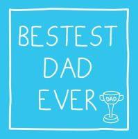 Fenton, Tim - Bestest Dad Ever (Gift Book) - 9781849531337 - KTJ0024479