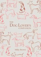 Barkes, Vicky - The Dog Lover's Companion - 9781849531597 - V9781849531597