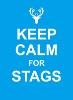 . - Keep Calm for Stags - 9781849536035 - V9781849536035