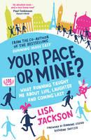 Jackson, Lisa - Your Pace or Mine - 9781849538275 - V9781849538275